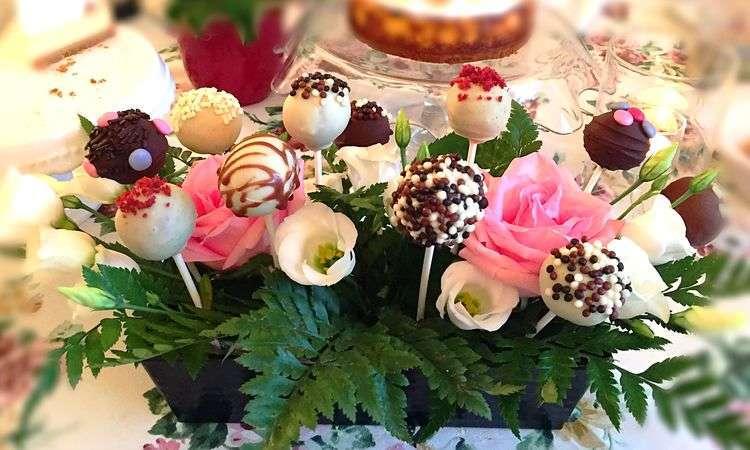 Cakepops spring!
