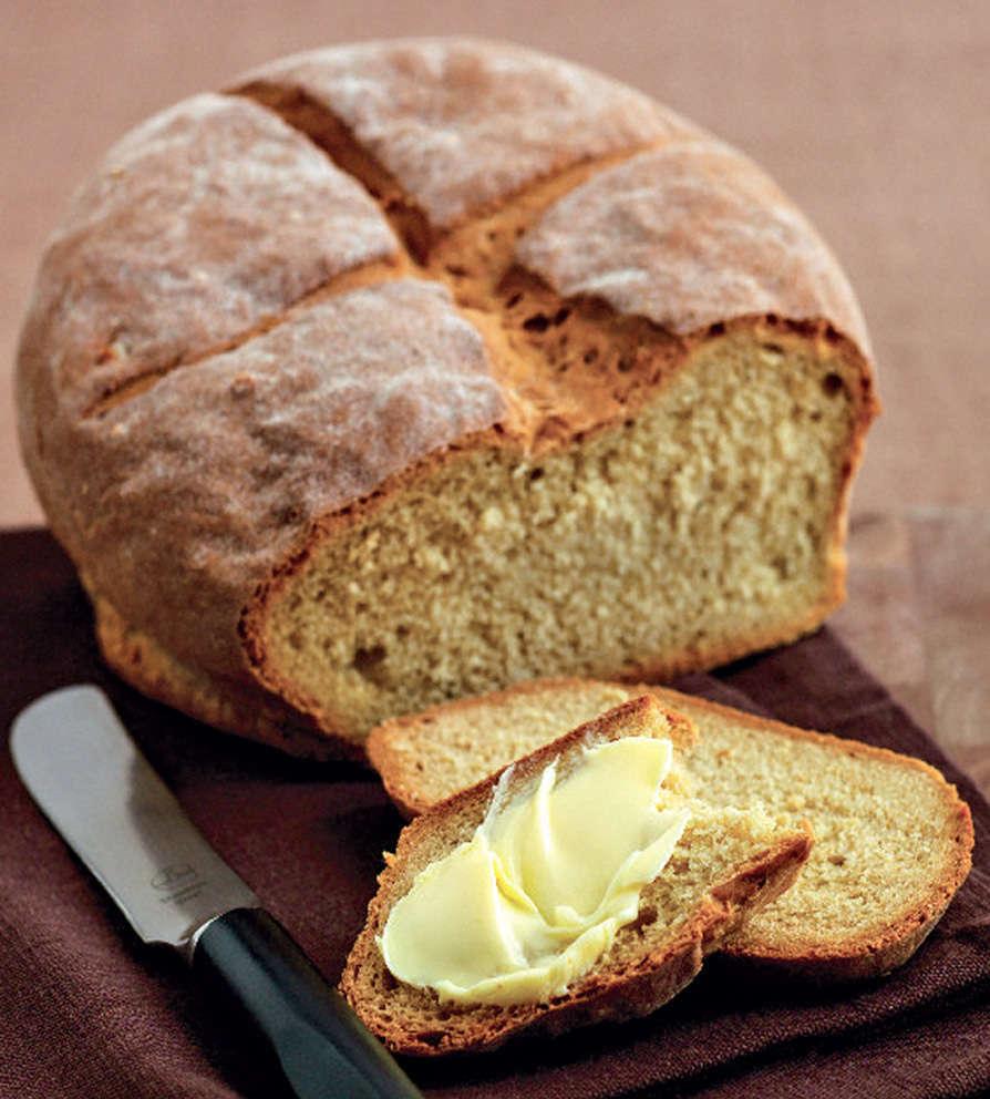 Pane con zenzero candito