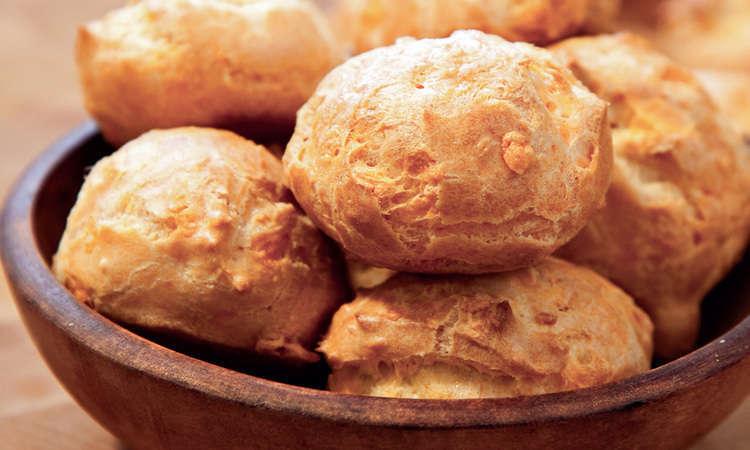 Pane con zucca e feta