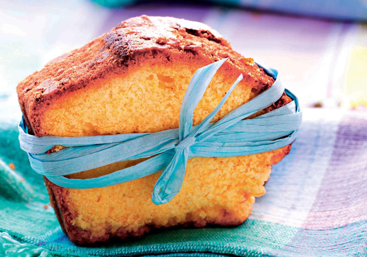 Plum-cake al cocco