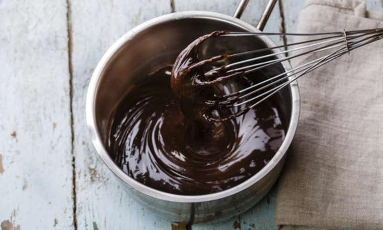 Glassa al cioccolato