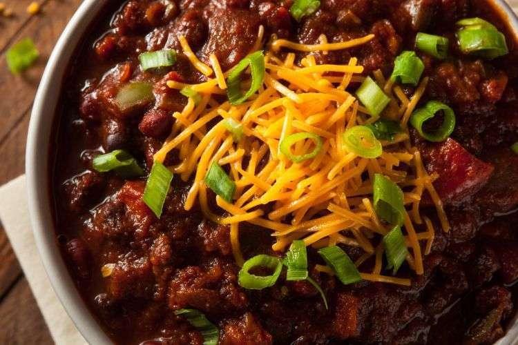 Chili vegetariano