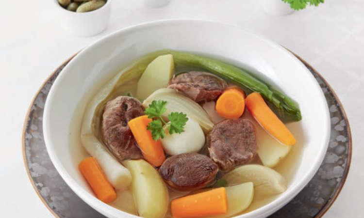 Bollito di carne e verdure