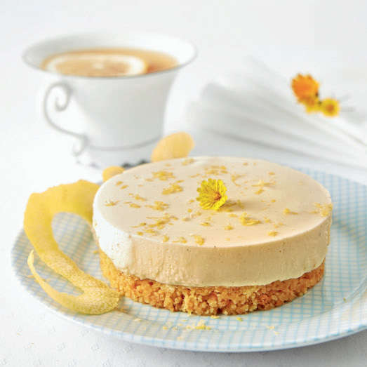 Cheesecake con Cooking Chef Gourmet