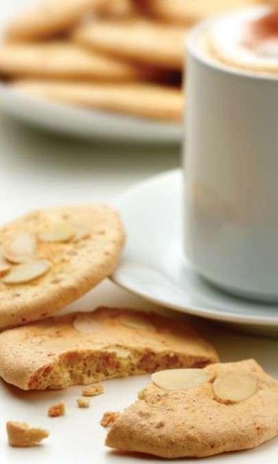 Biscotti alle noci,mandorle e nocciole