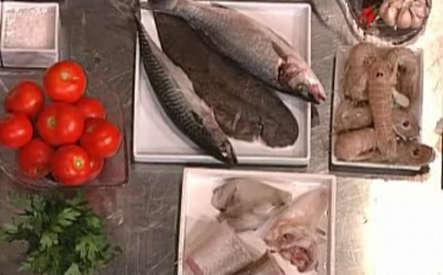 Brodetto di pesce all'anconetana (Marche)