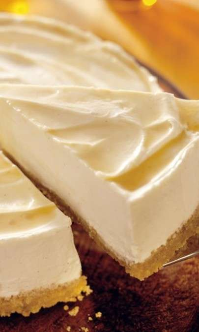 Semifreddo al limone e formaggio