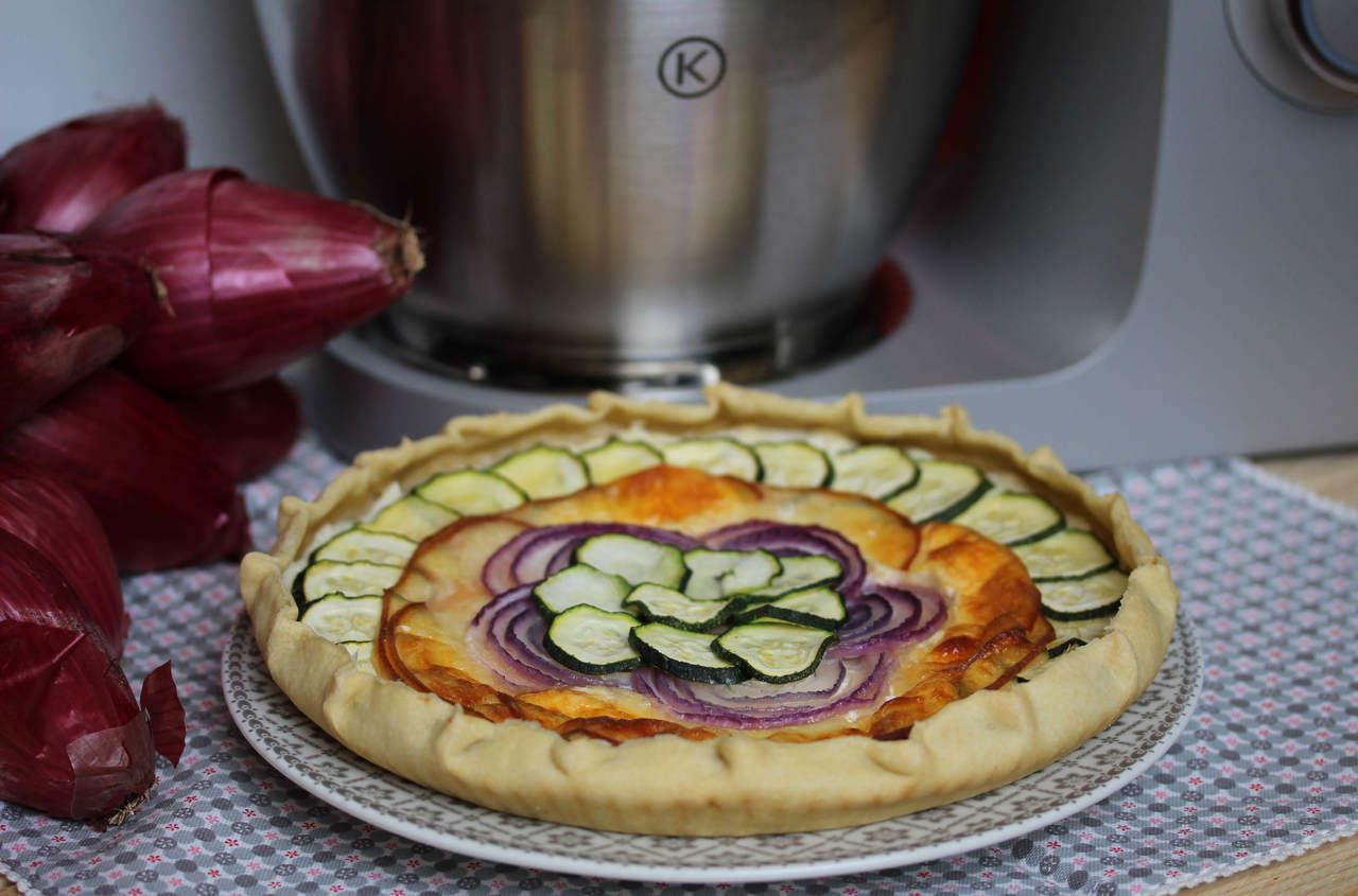 Big quiche di zucchine e formaggio img 3781