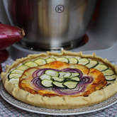 Preview quiche di zucchine e formaggio img 3781