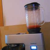 Preview frullatore con pomodoro