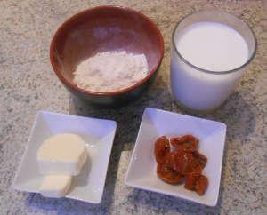 Big ingredienti besciamela pomodorini